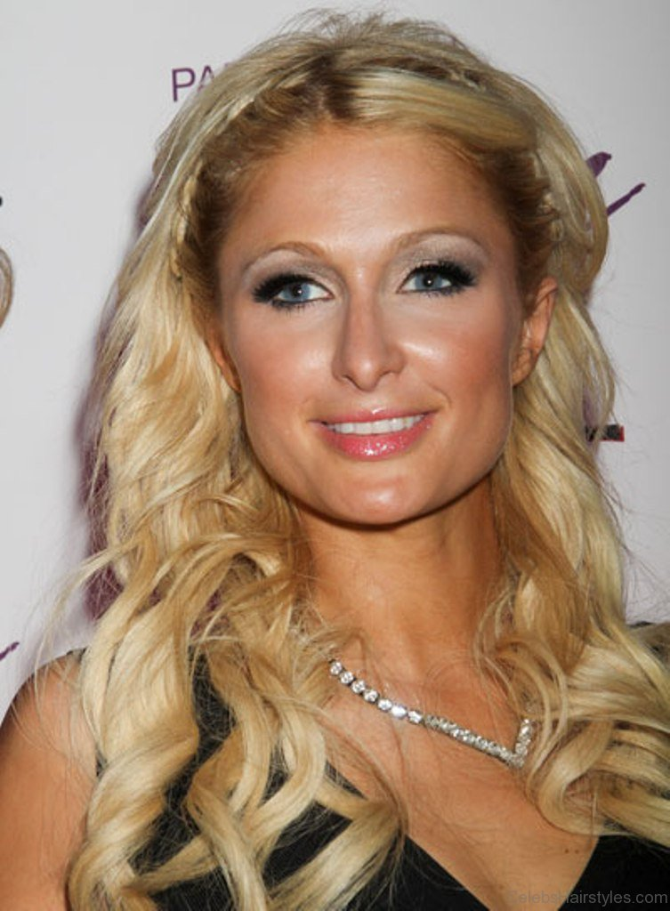 15 Mind Blowing Hairstyles Of Paris Hilton
