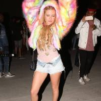 Chanel West Coast Stills at Neon Carnival at Coachella Festival