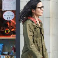 Andrea Corr Stills Out and About in Chelsea Images