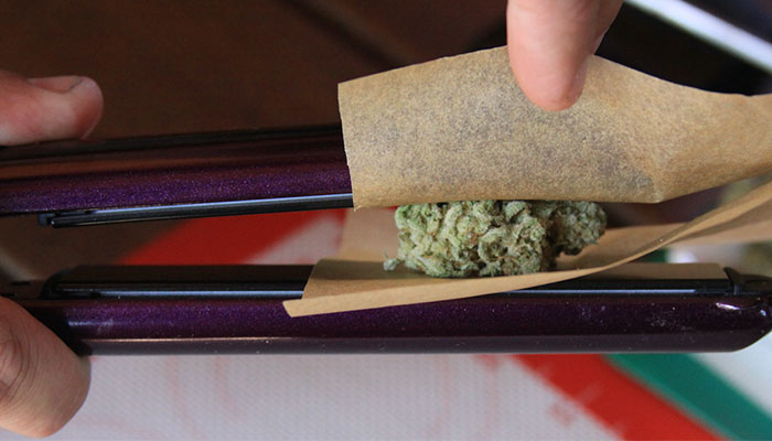Five Steps for Pressing Rosin with a Hair Straightener