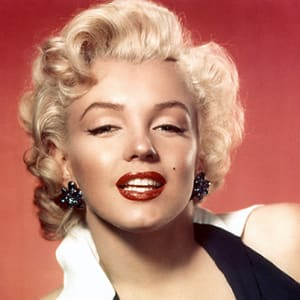 Marilyn Monroe Celeb Without Makeup