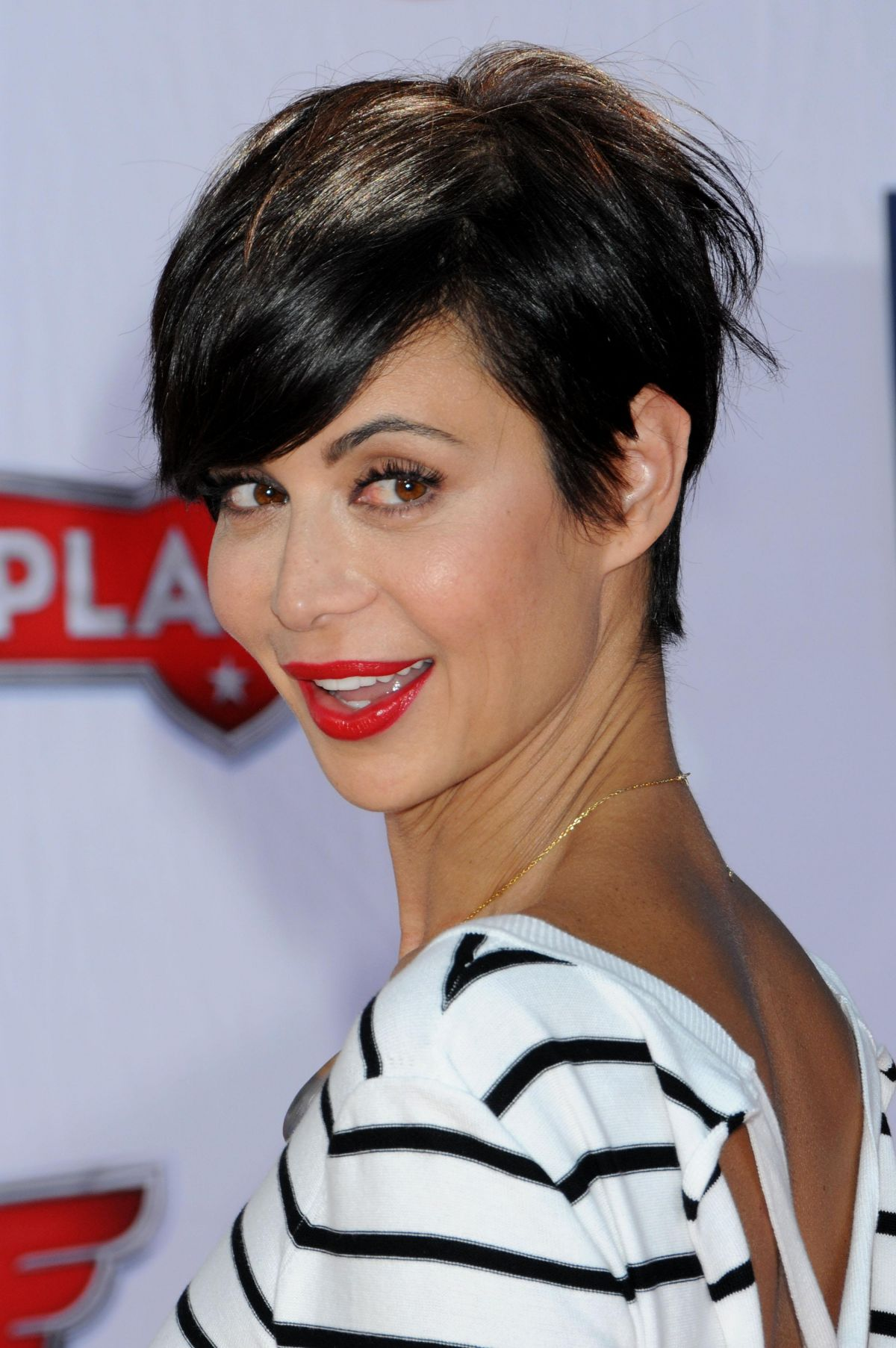 Catherine Bell At Disneys Planes Premiere In Hoolywood