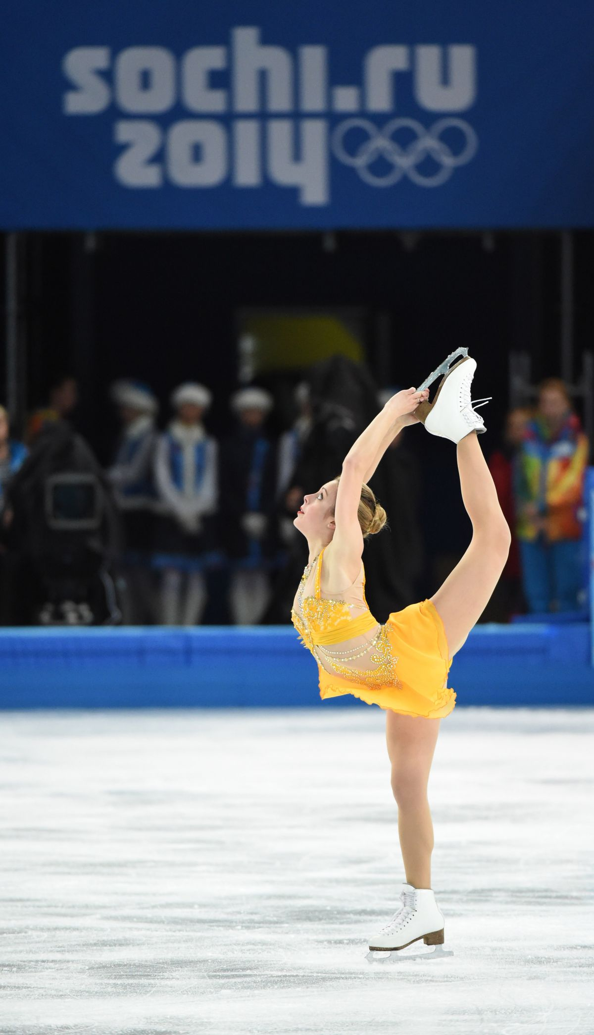 Ashley Wagner Sochi Winter Olympics