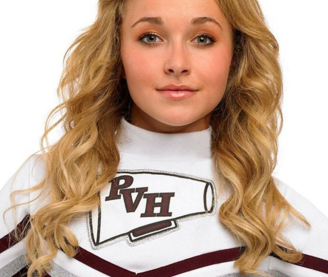 Hayden Panettiere Portait By Joel Lipton For Bring It On All Or Nothing