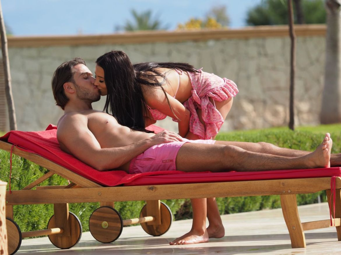 Yazmin Oukhellou On holiday in Morocco