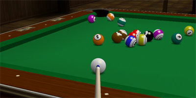 Virtual Pool 3 DL Purchase   Celeris Inc online virtual pool game