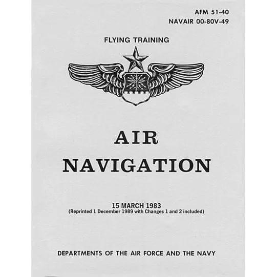 Air Navigation (AFM51-40)