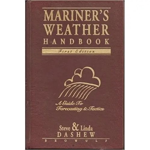 Mariner's Weather Handbook On CD