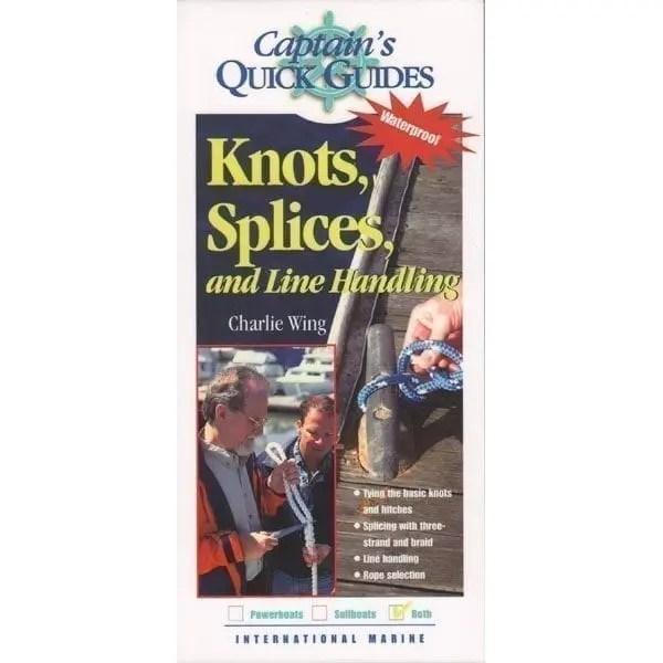 Captain's Quick Guides – Knots & Splices
