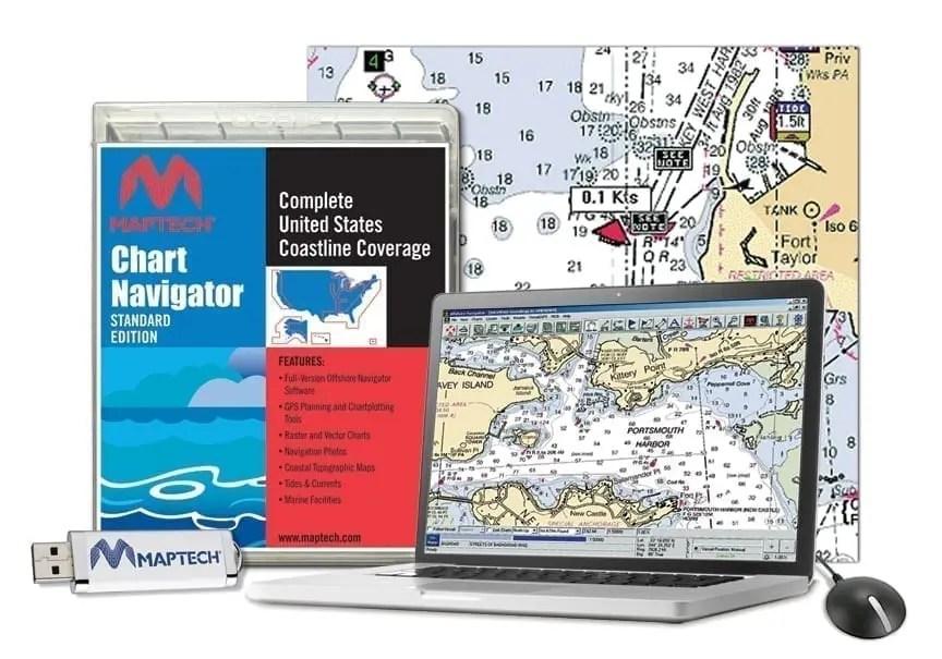 Maptech Chart Navigator