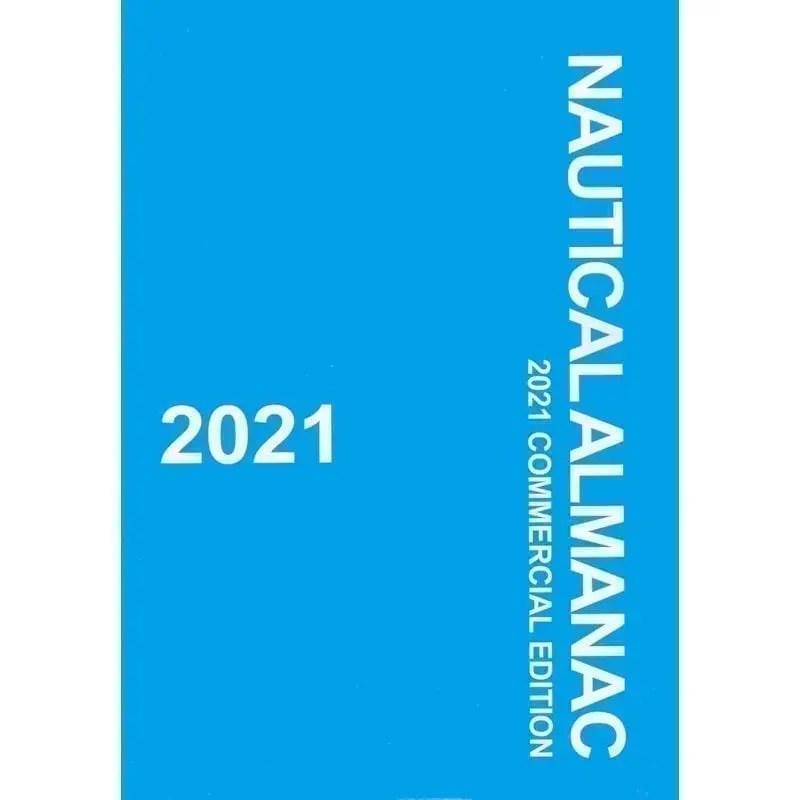 2021 Nautical Almanac (Commercial Edition)