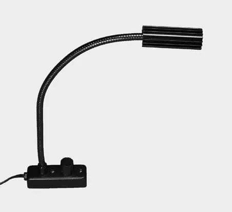 Chart Light-LED 18inch Gooseneck