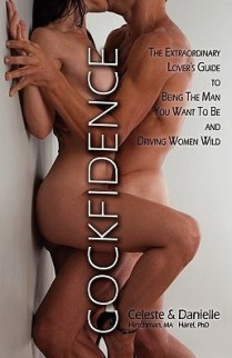"""Cover for sex therapy book """"Cockfidence"""""""