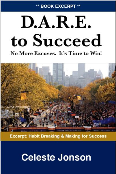 DARE Excerpt-Habit Breaking & Making for Success7