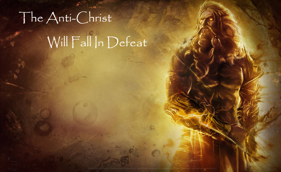 Image result for defeat of Antichrist