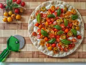 Pizza Caprese - Freelife Bofrost