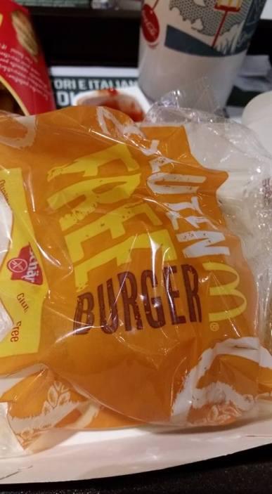 Nuovo Gluten Free Burger