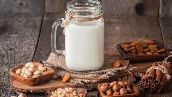 Comment faire son lait d'amande maison (recette du lait végétal et variantes)