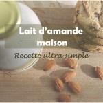 celiadreams-recettes-lait-végétal-amande maison