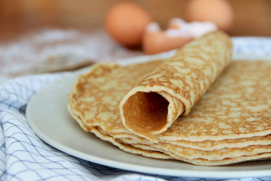Crêpes: la meilleure recette, facile et rapide