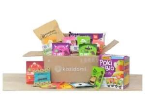 Découvrez le pack école de Kazidomi: des produits sains et bio à petits prix