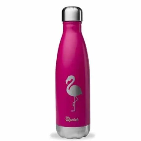 Qwetch - Bouteille Isotherme Summer Edition 500ml