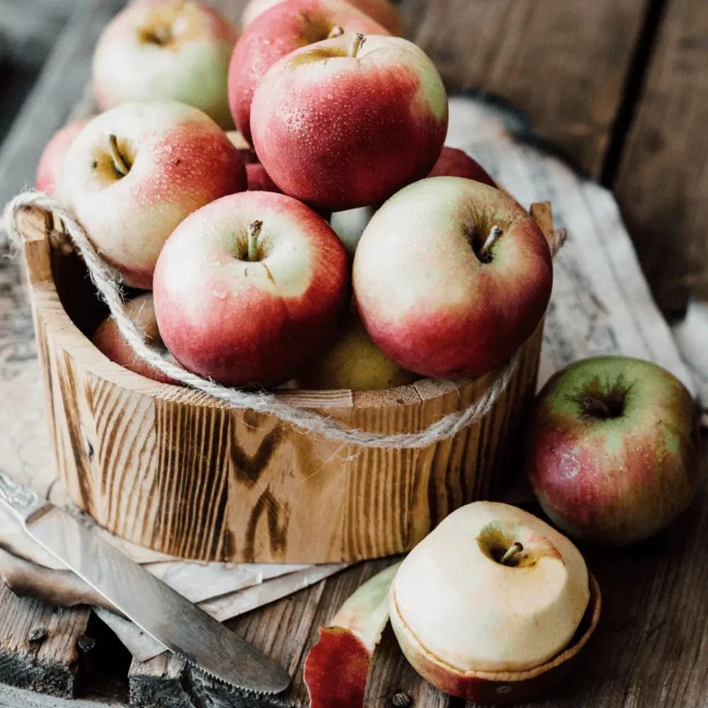 Chips de pomme au four: recette facile sans déshydrateur