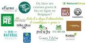 Où faire ses courses en ligne green et bio en Belgique? (Liste d'eshops)