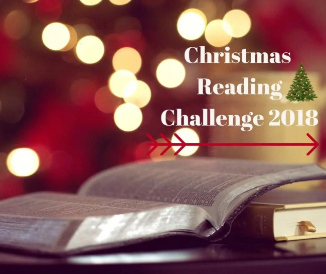 Participez au Christmas reading Challenge 2018