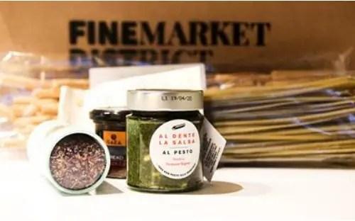 Découvrez Finemarket District l'eshop belge de produits d'alimentation haut de gamme à petits prix