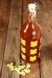 Recette de sirop de fleurs de sureau noir