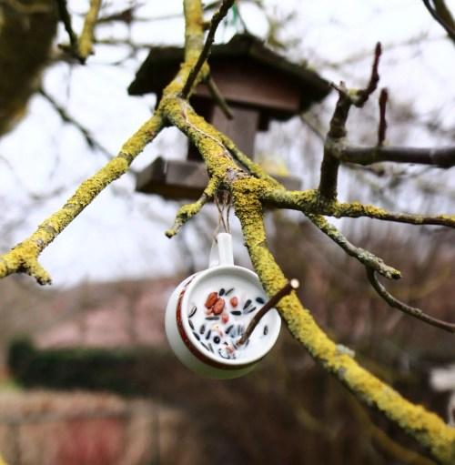Comment fabriquer des boules de graisse pour oiseaux en hiver?