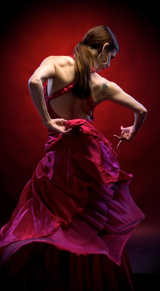 Celina Actrees Flamenco Dancer Amp Yoga Teacher