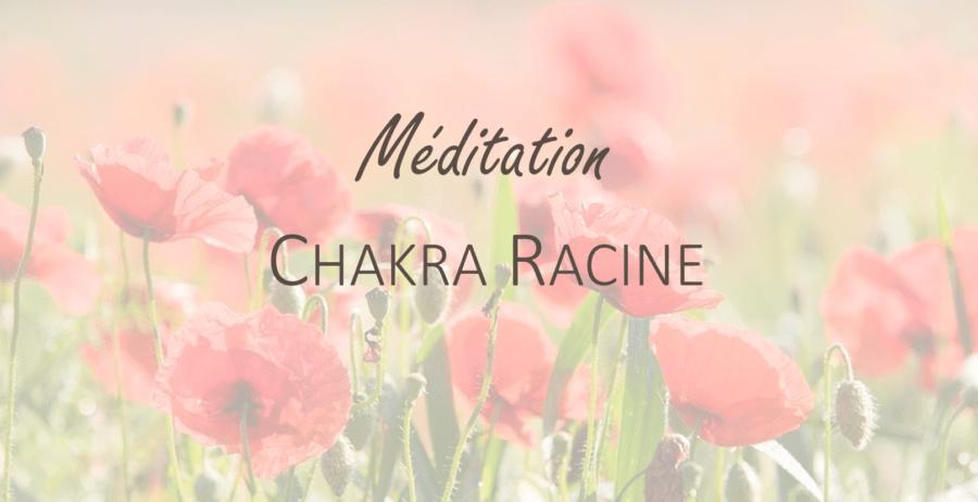 Méditation Chakra Racine - Céline Béen Relaxation Boulogne Paris