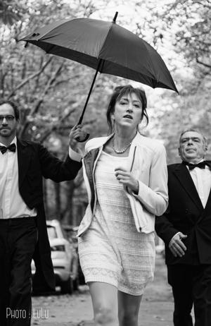 Céline Caussimon - Photo de l'album ATTENDUE