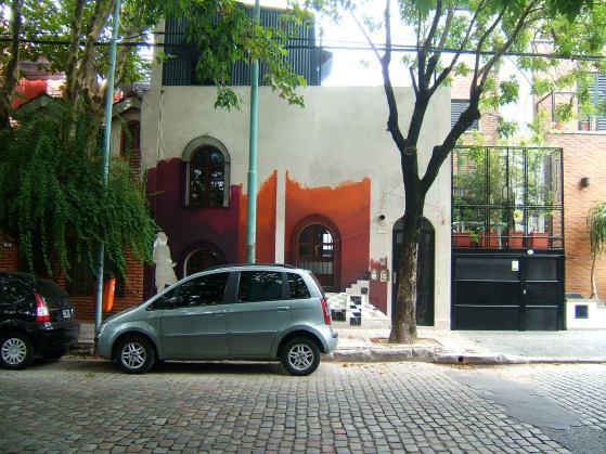 Alice Mural day 2