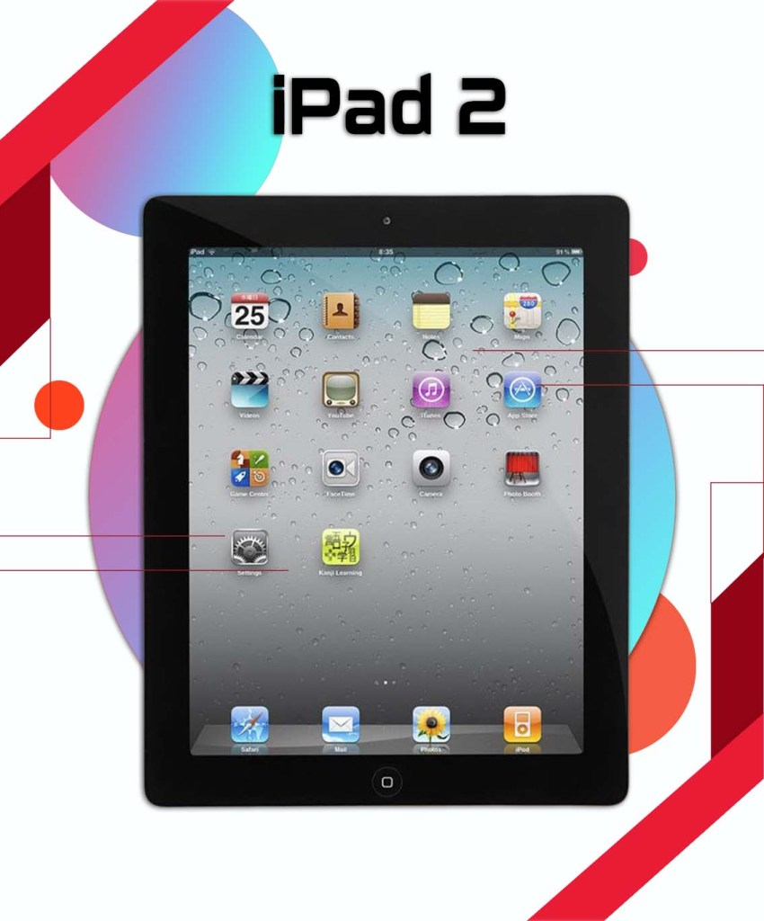 iPad 2 Repair in Vancouver