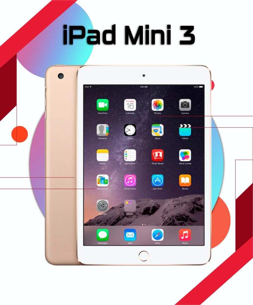 iPad Mini 3 Repair in Vancouver