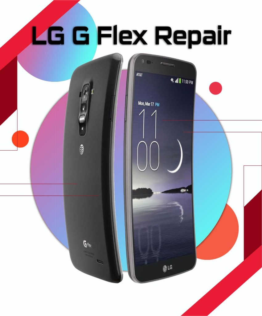 LG G Flex Repair in Vancouver