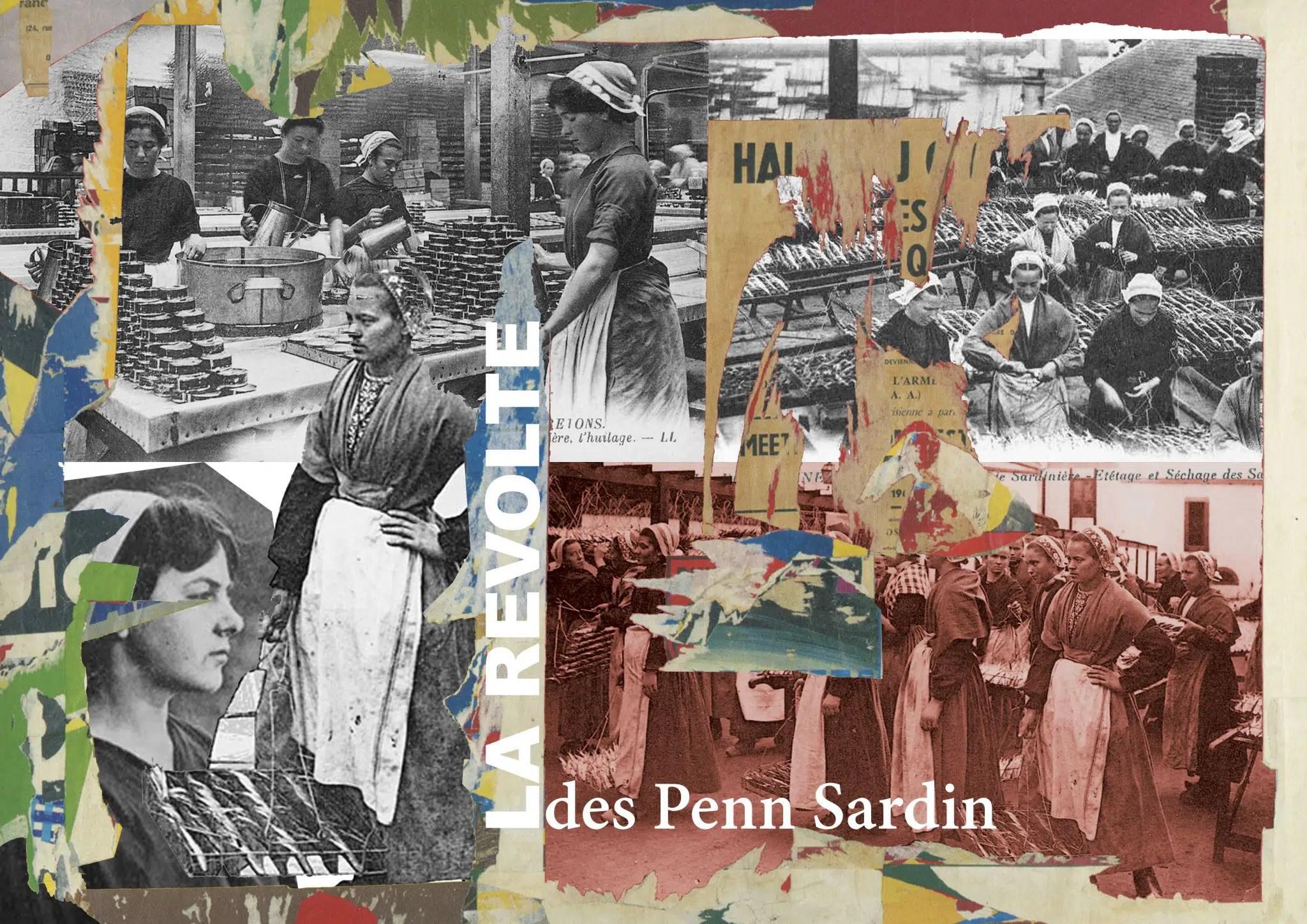 révolte-pen-sardin-sardines-douarnenez-pêche-grève-syndicat