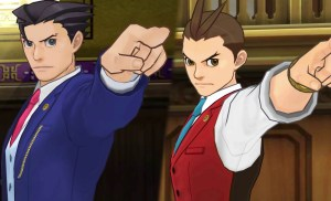 Phoenix Wright: Ace Attorney Spirit of Justice joins the gang on mobile