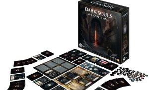 A Dark Souls card game is on the way