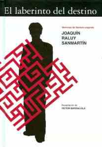 Primera de cubierta del libro 'El laberinto del destino'