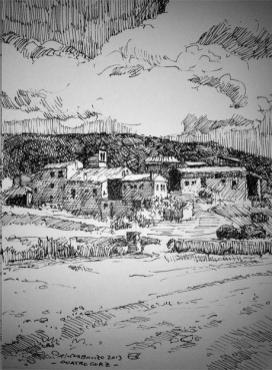 Cuatrocorz (plumilla de Fernando Alvira)