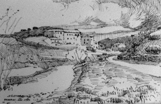 Rocafort(plumilla de Fernando Alvira)