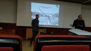 Presentación de la conferencia «La naturaleza como emoción»