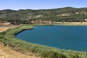 Lagunas de estaña