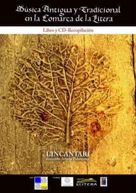 Portada del Libro-CD música antigua y trdicional