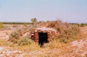 Volta de la finca del Muntañés (actualmente Torre Cagigós), en Altorricón; hoy desaparecida (foto Juan Rovira)