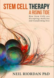 Image of Book Cover for Stem Cell Thearpy - Rising Tide